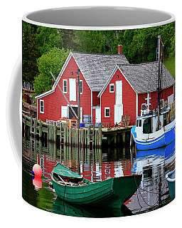 Northwest Cove, Nova Scotia Coffee Mug