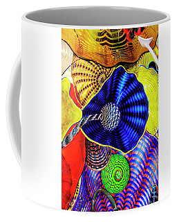 Northwest Glass 2 Coffee Mug by Greg Sigrist