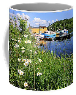 Northwest Harbour, Nova Scotia Coffee Mug