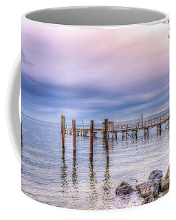 Coffee Mug featuring the photograph Northwest Sky by Spencer McDonald