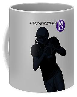 Northwestern Football Coffee Mug