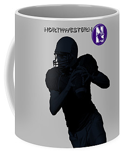 Northwestern Football Coffee Mug
