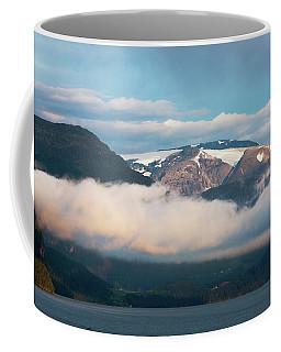 Norway Fjord Innvikfjorden Coffee Mug