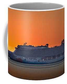 Norwegian Breakaway Coffee Mug