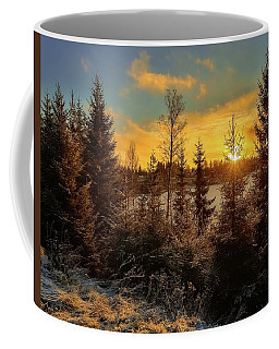 Norwegian Nature Coffee Mug by Rose-Marie Karlsen