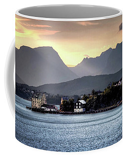 Norwegian Sunrise Coffee Mug