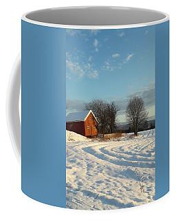 Norwegian Winter  Coffee Mug