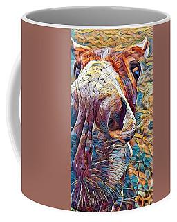 Nosey Nose Coffee Mug