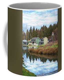 Nostalgia - Hope Valley Art Coffee Mug