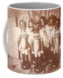 Nostalgic Childhood Mementos Coffee Mug