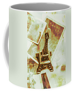 Nostalgic Mementos Of A Paris Trip Coffee Mug