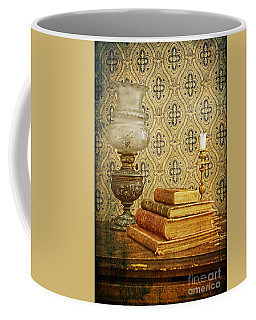 Coffee Mug featuring the photograph Nostalgic Memories by Heiko Koehrer-Wagner