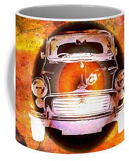 Nostalgic Travel Coffee Mug