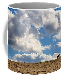 Not A Cow In The Sky Coffee Mug