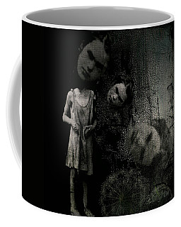 Coffee Mug featuring the digital art Not A Good Day by Delight Worthyn
