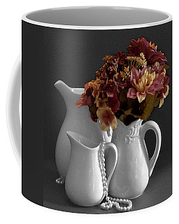 Not All Is Black And White Coffee Mug