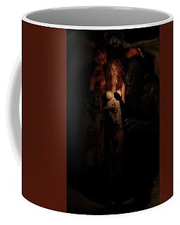 Not Alone In The Dark Coffee Mug
