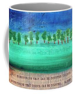Not Everything Coffee Mug