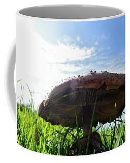 Not Mushroom Under Here Coffee Mug