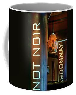 Not Noir - Wine Coffee Mug