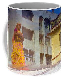 Coffee Mug featuring the photograph Not Sure by Prakash Ghai