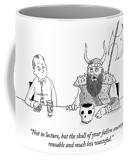 Not To Lecture Coffee Mug
