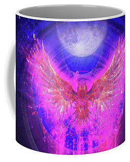 Coffee Mug featuring the digital art Not What They Seem by Kenneth Armand Johnson