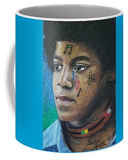 Notes Of Love Coffee Mug