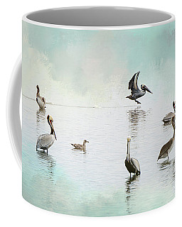 Nothing But Blue Skies Coffee Mug