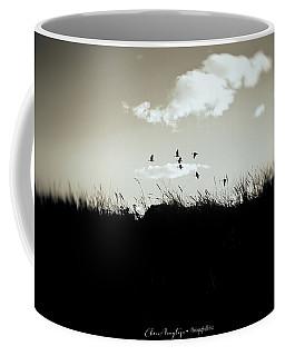 Nothing Lasts Coffee Mug