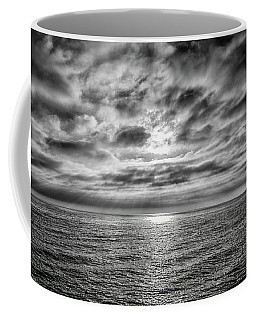 Nothing Something Or All Coffee Mug by Joseph Hollingsworth