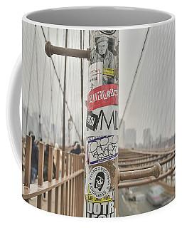 Notice Coffee Mug
