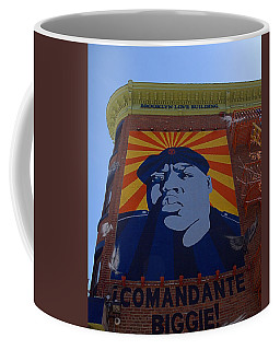 Notorious B.i.g. I I Coffee Mug