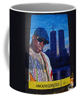 Notorious B.i.g. Coffee Mug by  Newwwman
