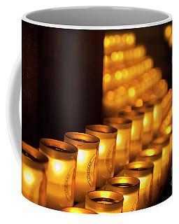 Notre Dame Candles Coffee Mug
