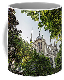Notre Dame Cathedral - Paris, France Coffee Mug