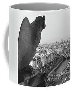 Notre Dame Gargoyle Coffee Mug