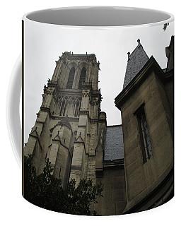 Notre Dame Paris Southwest Coffee Mug