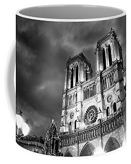 Notre Dame Portrait Coffee Mug
