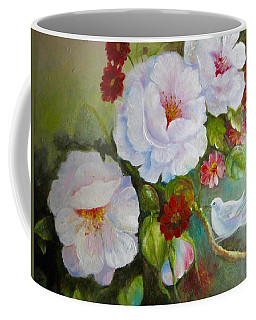 Noubliable  Coffee Mug by Patricia Schneider Mitchell