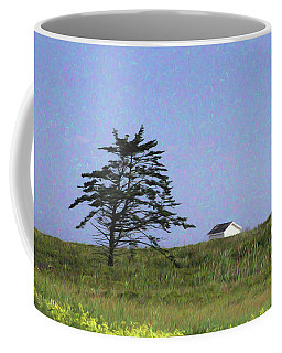 Nova Scotia Landscape Coffee Mug