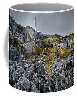 Nova Scotia's Rocky Shore Coffee Mug