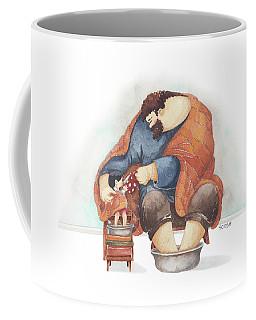 November Cuddles Coffee Mug