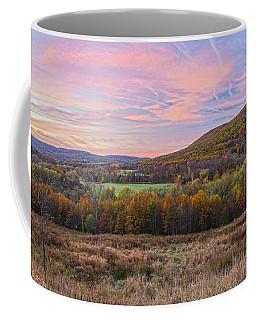 November Glowing Sky Coffee Mug