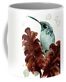 November Hummer Coffee Mug