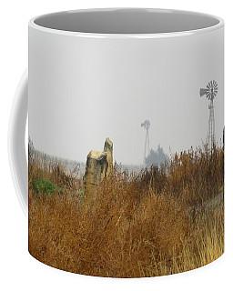 November In Ellis County Kansas Coffee Mug