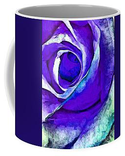 November Rose Coffee Mug