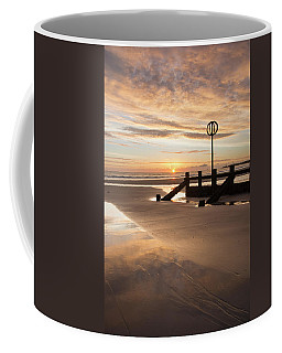 November Sunrise - Portrait Coffee Mug