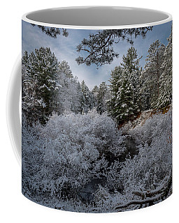 Novenber 1 On The Sucker River Coffee Mug