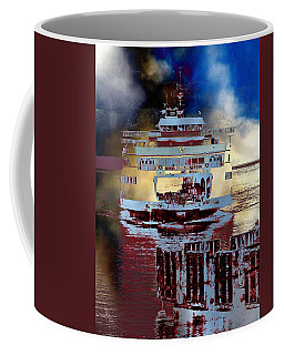 Now Arriving Coffee Mug by Tim Allen